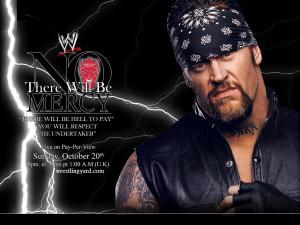 Wallpaper of The Undertaker