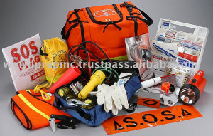 View Product Details: Boat Safety Kit - Great Gift Idea!!