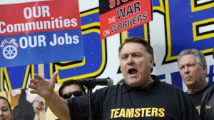 Los Angeles County Federation of Labor, Teamsters General President ...