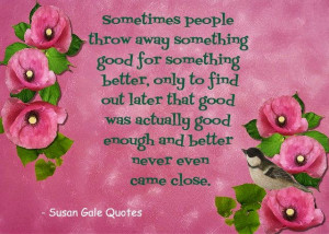 Susan Gale Quotes