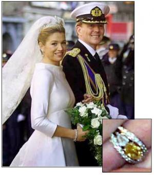 PRINCESS MAXIMA, originally from Argentina, married Prince Willem ...