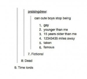 cute boys, fictional, gay, quotes, relate, so true, tumblr, time lords