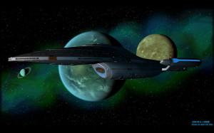 Star Trek Voyager 01 Desktop Wallpaper