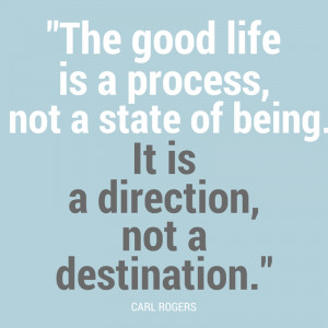 Psychology Quotes On Personality The good life