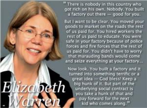 Elizabeth Warren quote