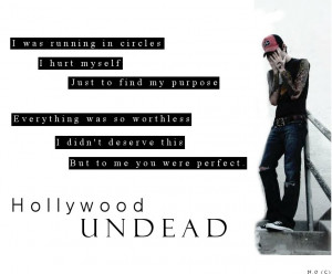 LYRICS: Hollywood Undead – Circles