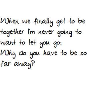 ignore // love quotes. ♥
