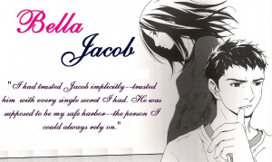 Twilight Quotes Jacob and Bella