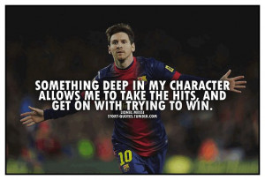 ... 2013 after Messi had won a record fourth Ballon d'Or in a row