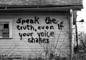 graffiti quote Black and White text Typography house bw grafitti voice