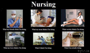 Funny Nursing Quotes Stickers | Car.