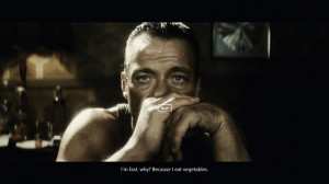 One Quote-A-Day : JCVD