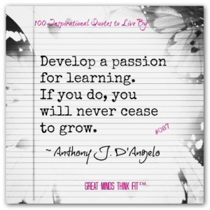 Anthony J. D'Angelo Quote #087