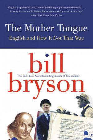 Bill Bryson--a