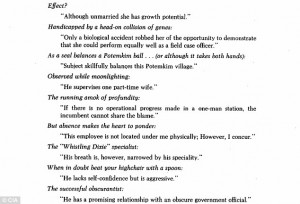 He is endowed with a certain lethal gentleness': Hilarious remarks ...