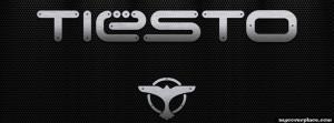 Tiesto Logo Facebook Cover