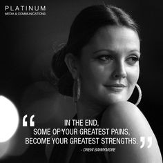 Drew Barrymore Quote -
