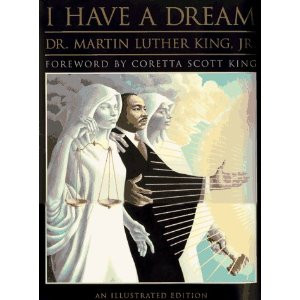 have a dream illustrated hardcover full i have a dream speech with ...