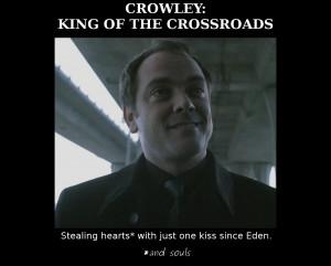Crowley Supernatural Quotes Funny