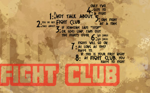 Fight Club Movie Quotes