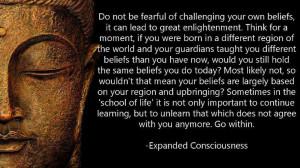 Expanded consciousness