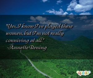 Conniving Quotes