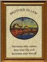 Brother in Law Poems