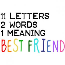 cute best friend sayings for picture