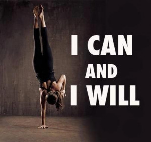 can and I will