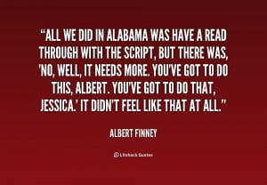 Alabama Quotes