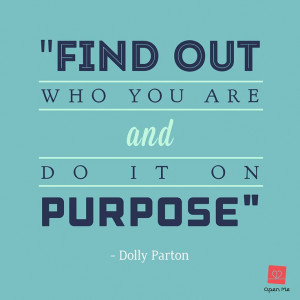 Live with purpose. Life Quotes   Open Me