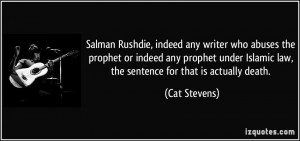 Salman Rushdie Quotes