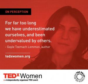 Womanhood. Gayle Tzemach Lemmon | TEDxWomen