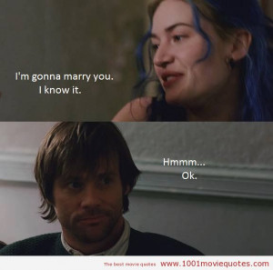 Eternal Sunshine of the Spotless Mind (2004) quote