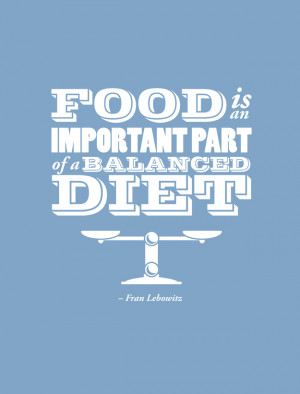 24 x de leukste food quotes