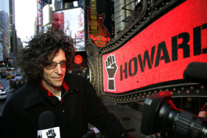 Howard Stern, or the King of All Media, is the controversial