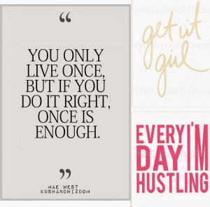 Girl Power Quotes...