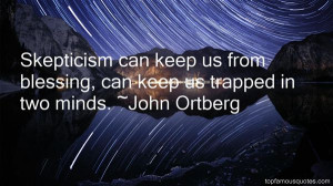 Favorite John Ortberg Quotes
