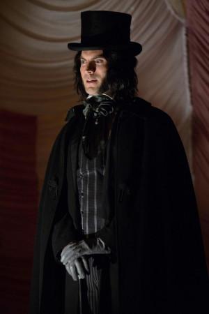 Wes Bentley as Edward Mordrake in