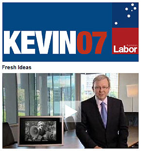 Kevin Rudd's political cowardice