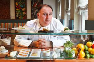 José Andrés, el chef que se ha colado en la Casa Blanca