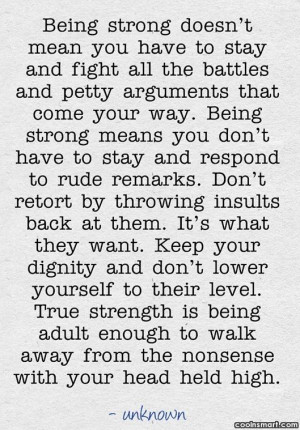 Maturity Quotes, Sayings about growing up