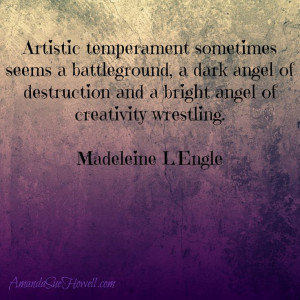 Madeleine L'Engle #quotes