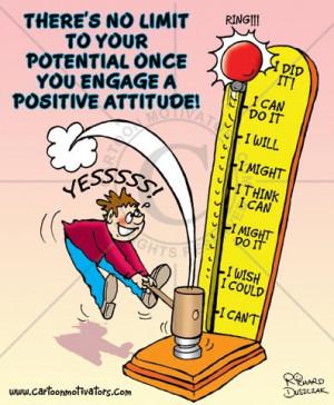 ... cartoon, positive attitude cartoon, motivational cartoon, cartoon