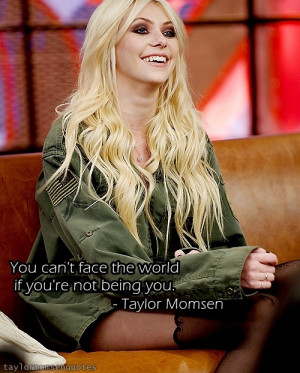 Taylor Momsen Quotes http://weheartit.com/entry/34296359