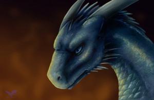 Eragon And Saphira Battle
