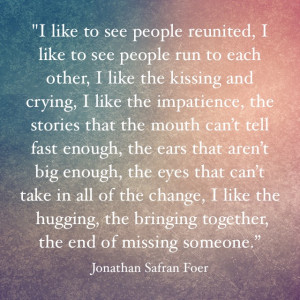 Quotes About Reuniting with Old Friends