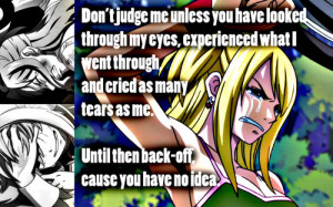 FT Quotes - fairy-tail Photo