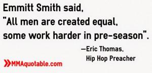 ... - Eric Thomas (ET The Hip Hop Preacher) Quotes - HD Wallpapers