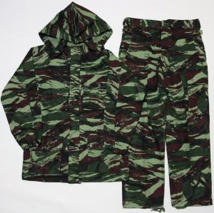 Morrocan Army Lizard Camo Uniform